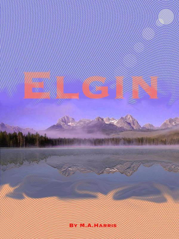 Cover to my newest Novel