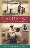 Cover for 'Lost Decency'