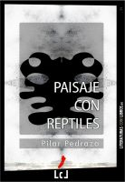 Cover for 'Paisaje con reptiles'