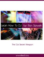 Cover for 'Learn How To DJ Right Now'