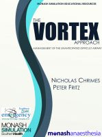 Cover for 'The Vortex Approach: Management of the Unanticipated Difficult Airway'