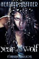 Cover for 'Year of the Wolf'