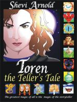 Cover for 'Toren the Teller's Tale'