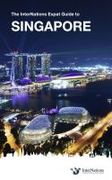 Cover for 'The InterNations Expat Guide to Singapore'