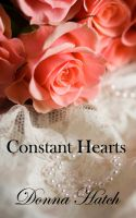 Cover for 'Constant Hearts, Inspired by Jane Austen's Persuasion'