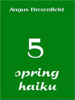 Cover for '5 Spring Haiku'