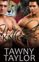 Cover for 'Wicked Knights (erotic erotica menage)'