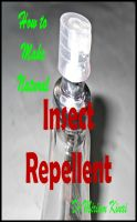 Cover for 'How to Make Natural Insect Repellent'
