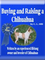 Cover for 'Buying and Raising a Chihuahua'