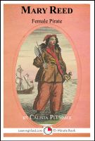 Cover for 'Mary Reed: Female Pirate'