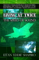 Cover for 'Living at Twice the Speed of Sound'