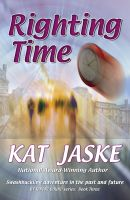 Cover for 'Righting Time'