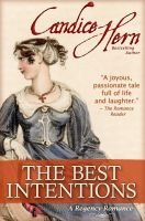 Cover for 'The Best Intentions (A Regency Romance)'
