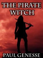 Cover for 'The Pirate Witch'