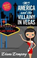 Cover for 'Ms America and the Villainy in Vegas'