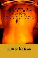 Cover for 'Bottoms Up for the Cherry Blossom'