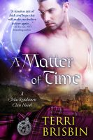 Cover for 'A Matter of Time'