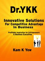 Cover for 'Innovative Solutions For Competitive Advantage In Business: Profitable Inspiration for Entrepreneurs & Business Executives'