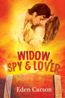 Cover for 'Widow, Spy, & Lover'