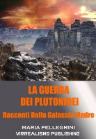 Cover for 'La Guerra dei Plutonidei'