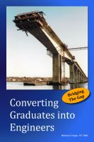 Cover for 'Converting Graduates into Engineers'