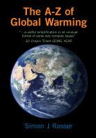 Cover for 'A-Z of Global Warming: The Facts Not The Fiction'