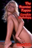 Cover for 'The Promise Papers - Complete Anthology'