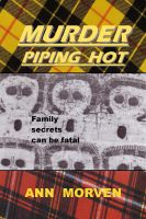 Cover for 'Murder Piping Hot'