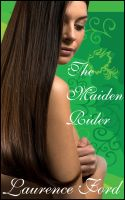 Cover for 'The Maiden Rider (Lesbian Fantasy Gangbang Erotica)'