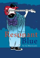 Cover for 'Resonant Blue'