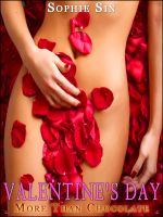 Cover for 'Soft Love #4: Valentine's Day 'More Than Chocolate' (Couples Erotica)'