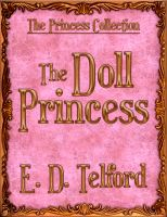 Cover for 'The Doll Princess'