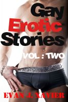 Cover for 'Gay Erotic Stories: Volume Two (All in the Family)'
