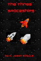 Cover for 'The Three Space Ships'