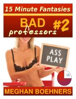 Cover for 'Bad Professors #2'
