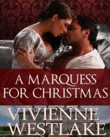 Cover for 'A Marquess for Christmas'