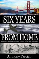 Cover for 'Six Years From Home'
