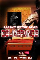 Cover for 'Legacy of the Dead: Deliverance'