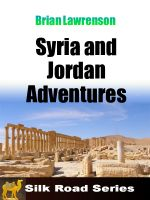 Cover for 'Syria and Jordan Adventures'