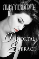 Cover for 'Immortal Embrace'