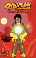 Cover for 'Ginnie Dare: Crimson Sands'