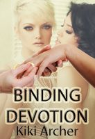 Cover for 'Binding Devotion'