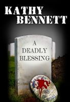 Cover for 'A Deadly Blessing'