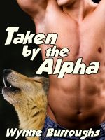 Cover for 'Taken by the Alpha'