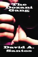 Cover for 'The Dozani Gang'