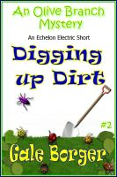 Cover for 'Digging Up Dirt'