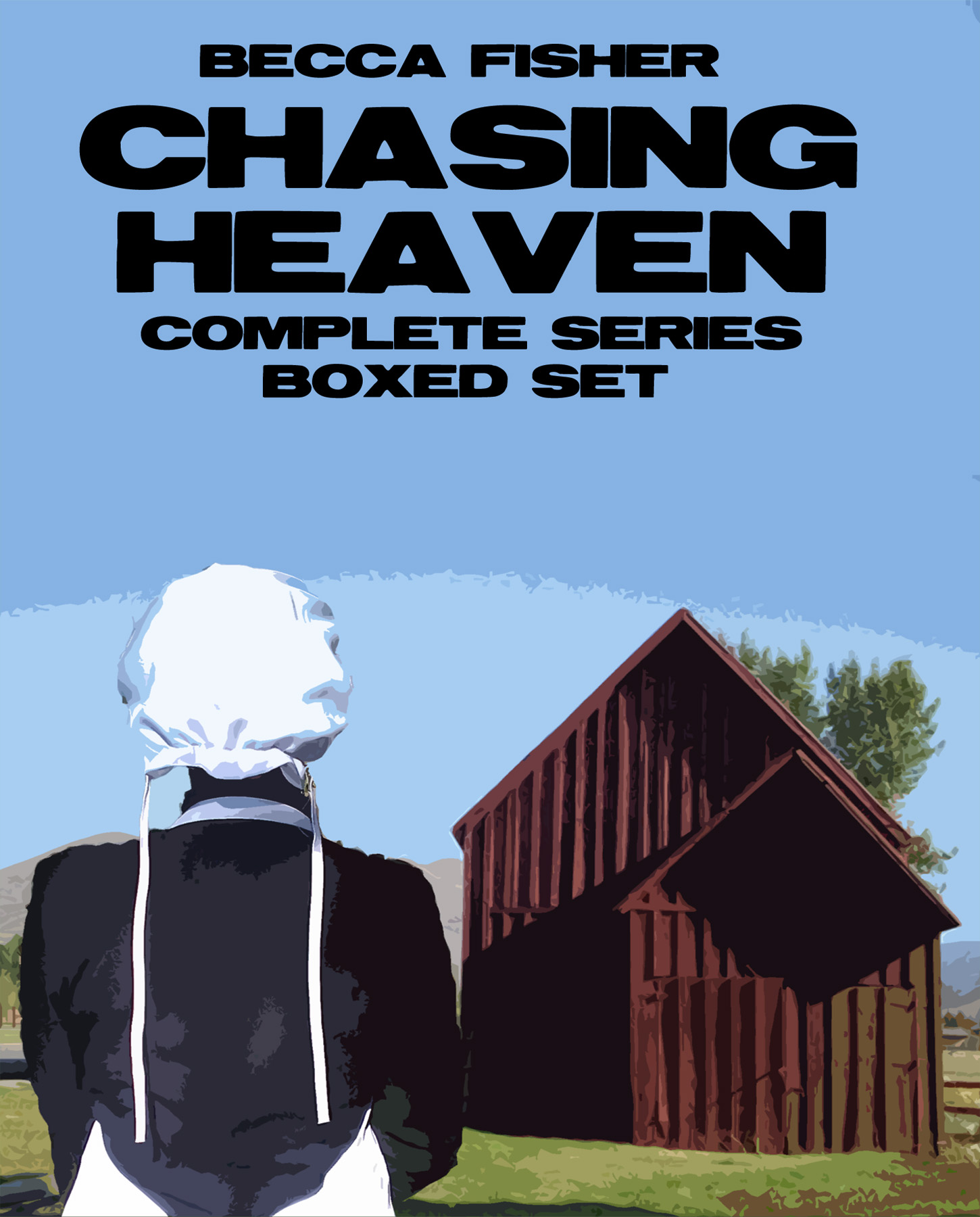 Becca Fisher - Chasing Heaven Complete Series Boxed Set