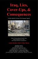 Cover for 'Iraq, Lies, Cover-Ups, and Consequences'