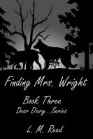 Cover for 'Finding Mrs. Wright'