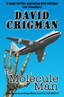 Cover for 'The Molecule Man'